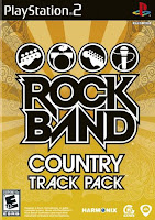 Rock Band Country Track Pack (PS2 ) 2009