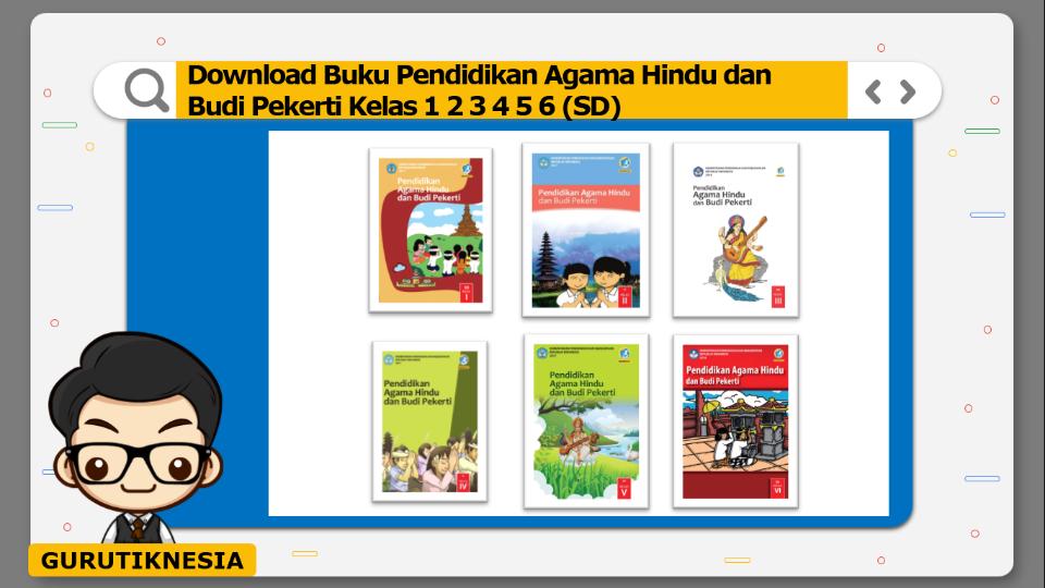download gratis buku pdf pendidikan agama hindu sd