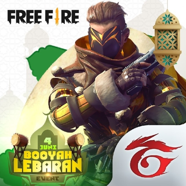 Cara Mendapatkan Bedug di Free Fire (FF) Booyah Lebaran, Yuk Ketahui Disini!