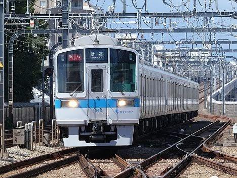 小田急電鉄 急行 新宿行き6 1000形