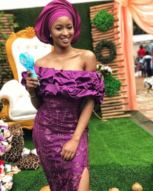 2019 Latest and Cute Asoebi Styles Collections
