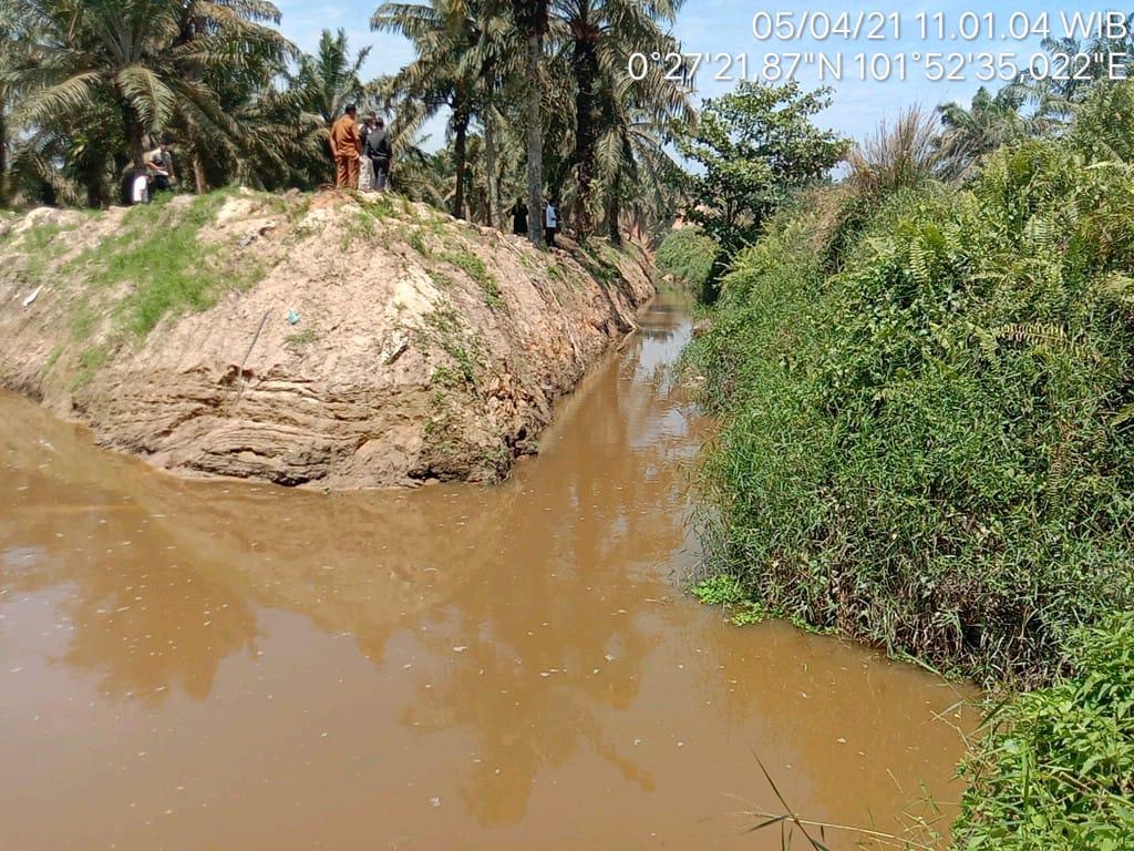 Sungai Lubuk Godang Ditutup, Komisi II DPRD Pelalawan Akan Memanggil PT IIS dan Instansi Terkait Untuk RDP