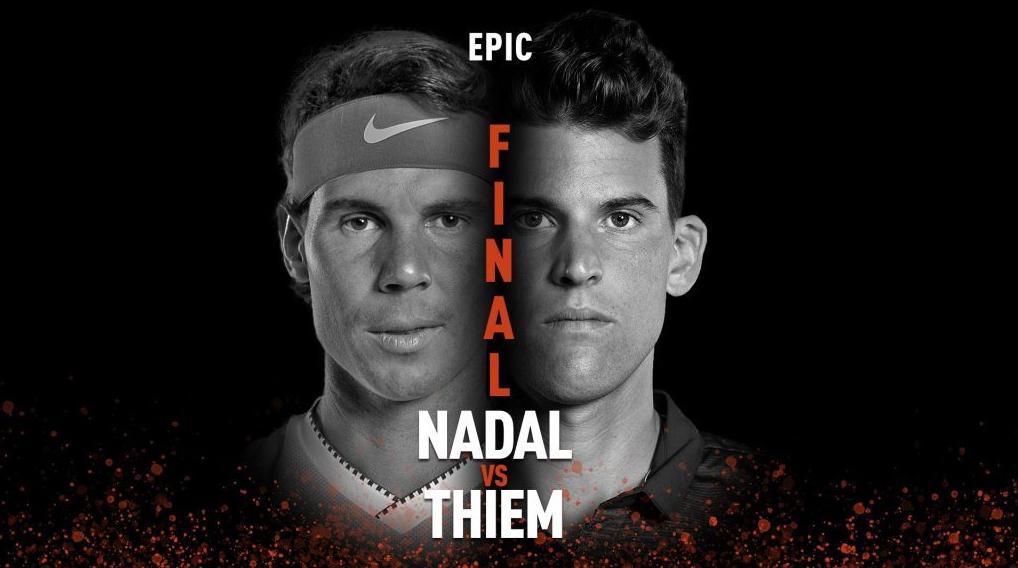 Diretta Tennis Nadal-Thiem Streaming Rojadirecta, dove vedere la Finale Roland Garros.