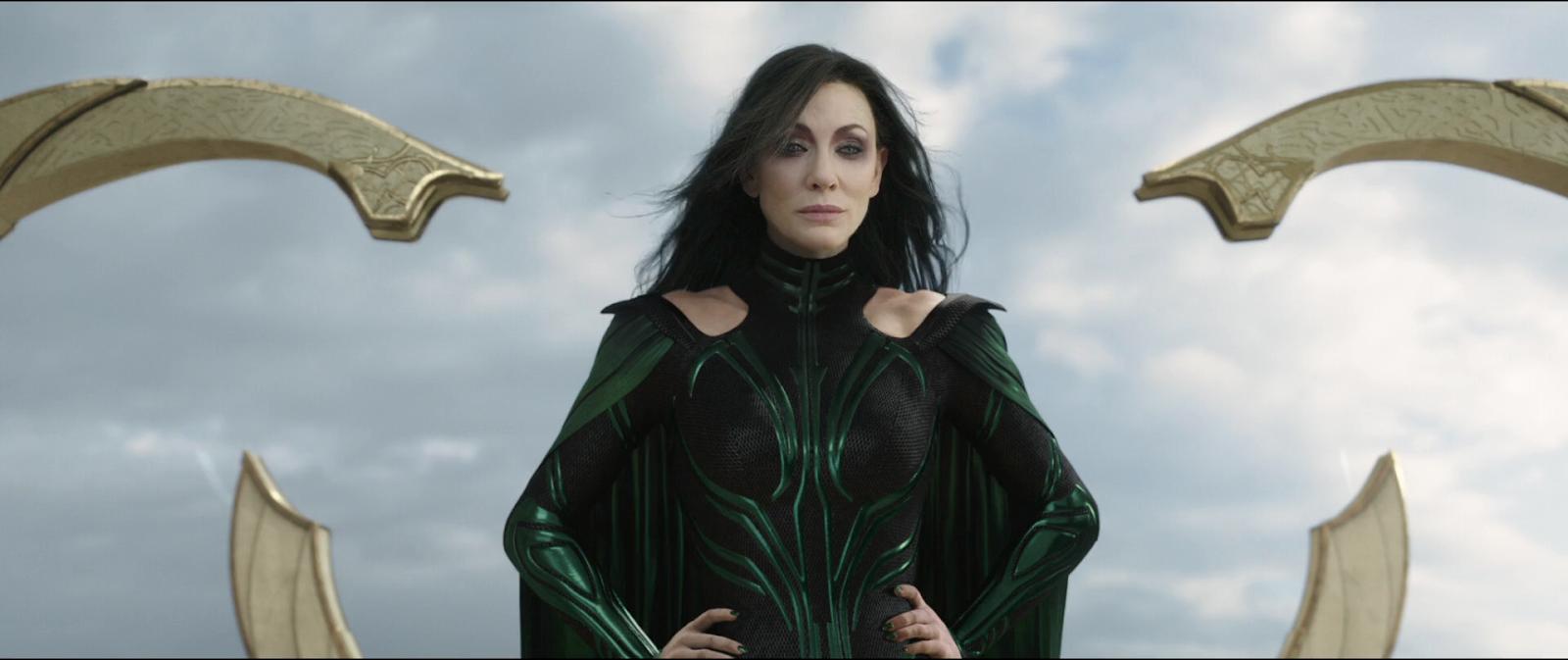 Thor: Ragnarok (2017) BRRip 1080p Latino-Ingles captura 4