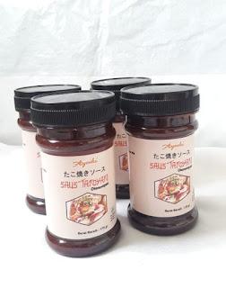 saus topping takoyaki
