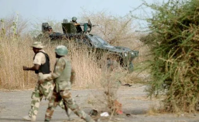 Boko Haram releases abducted bride, bridesmaids after they were captured along Maiduguri-Damaturu highways
