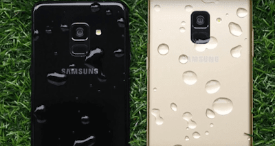 Spesifikasi Tahan Air Samsung Galaxy A8 (2018)