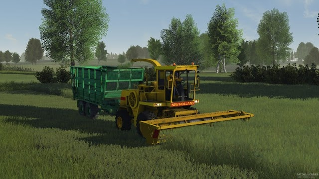 New Holland 2305 forage harvester V 1.0