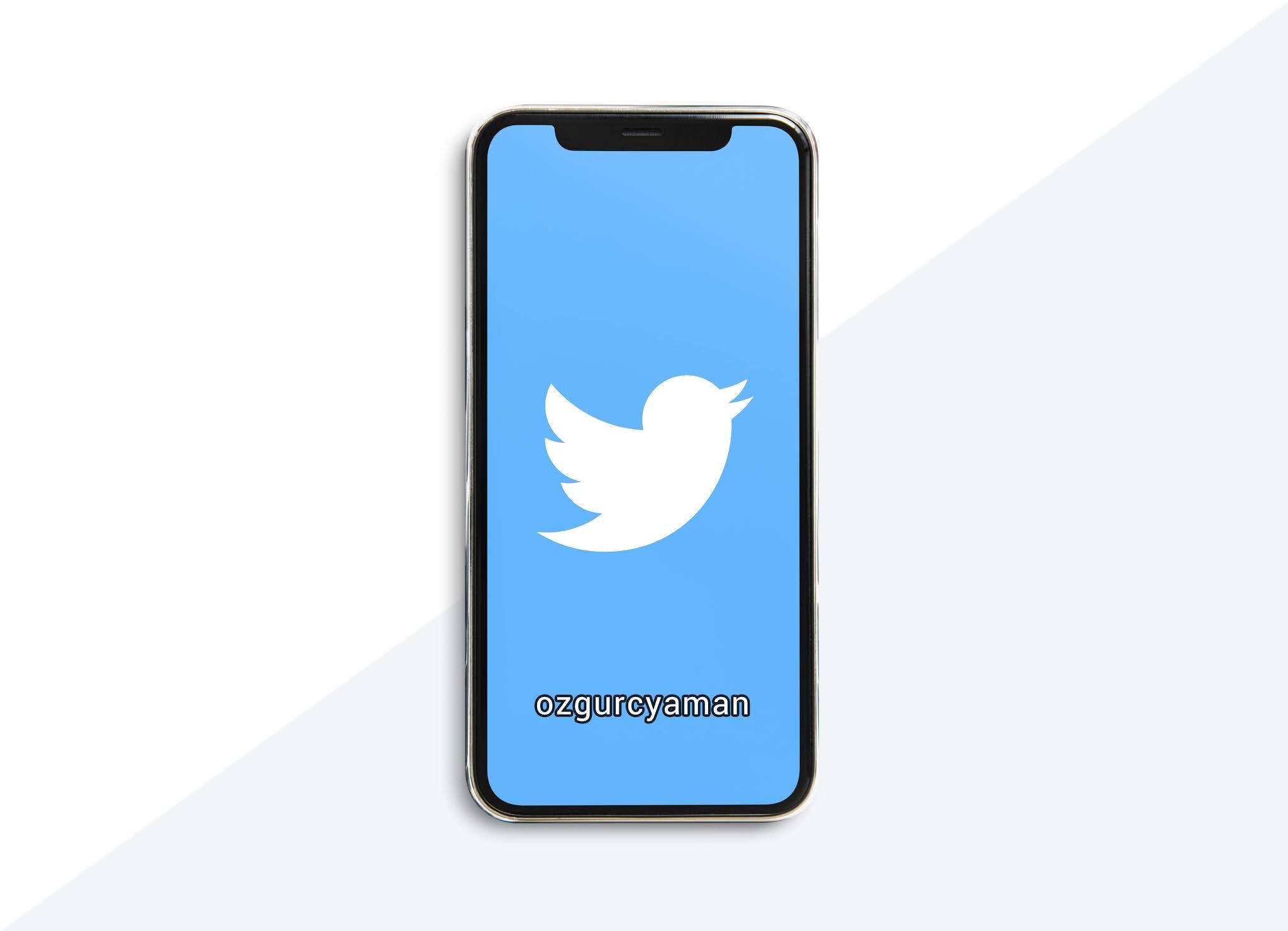 Telefon Numarama Kayıtlı Twitter Hesapları