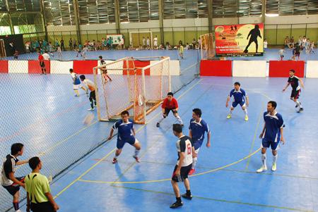 Makalah Tentang Futsal Lengkap 1112 Maulmaulana1112