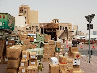 Deira Spice Souk in Dubai