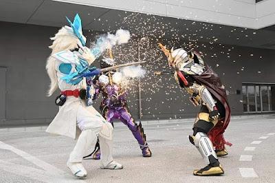 Kamen Rider Saber Episode 37 Preview