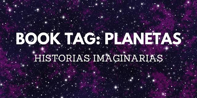 Book-tag: Planetas