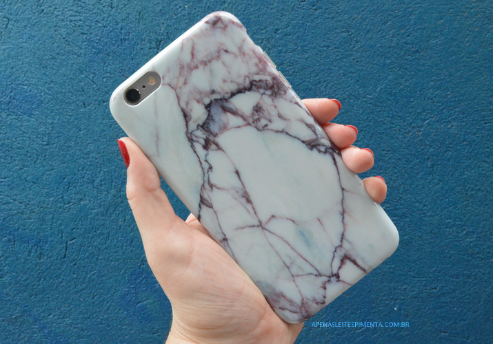 Marble Stone Pattern Cell Phone Case For Iphone