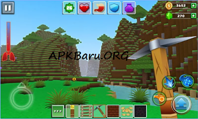 Download Exploration Craft Mod Apk v1.0.3 Full Unlimited