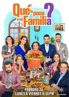 telenovela Qué Le Pasa A Mi Familia