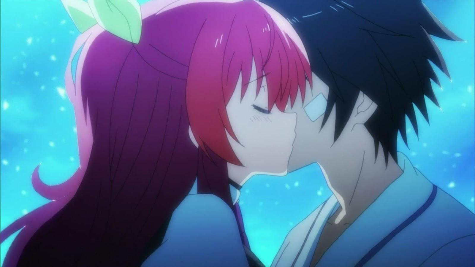 25 Top Anime Romance Happy Ending