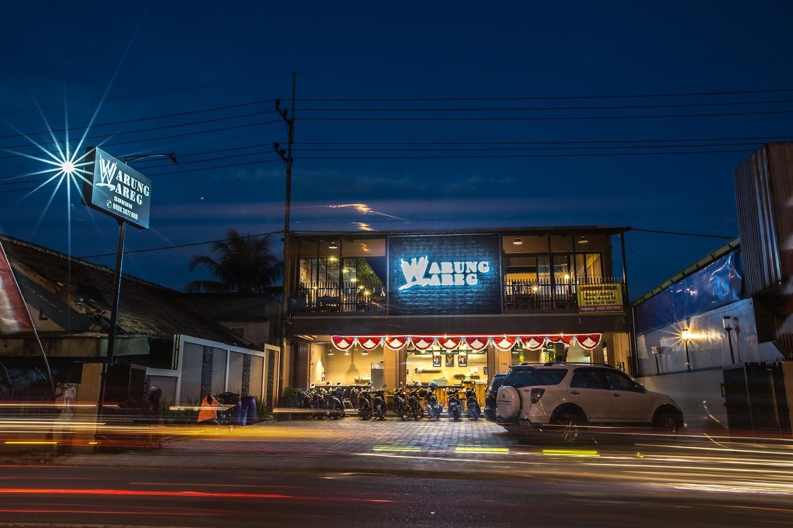 Wisata Kota Batu Malang Rumah Makan Warung Wareg