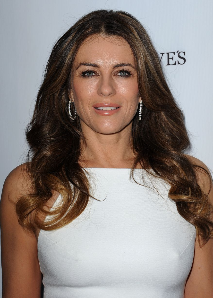elizabeth hurley - photo #2