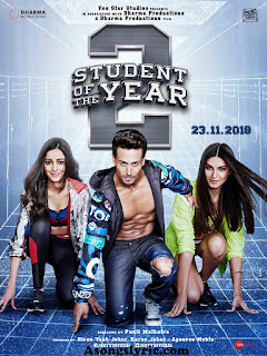 Student Of The Year 2 (2019) Movie Song Lyrics Mp3 Audio & Video Download