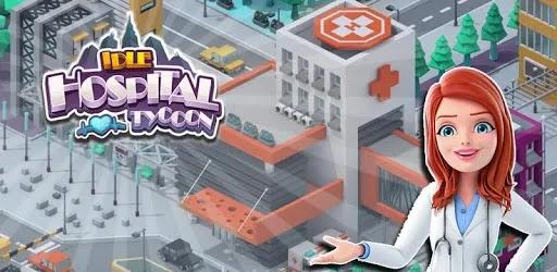 Idle Hospital Tycoon بصفتك العميد ، مهمتك هي إنشاء مستشفى شامل ومحترف بقوة طبية قوية وتوسيعه ليصبح الأفضل في العالم!