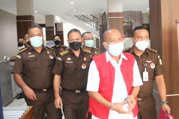 Kejati tahan mantan Pimpinan Bank Sumut KCP Galang