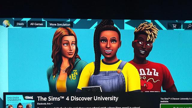 A vida universitária será a próxima protagonista em conteúdo descarregável de The Sims 4.