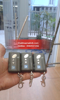 Làm Chìa Khoá Remote Cửa Cuốn Tphcm