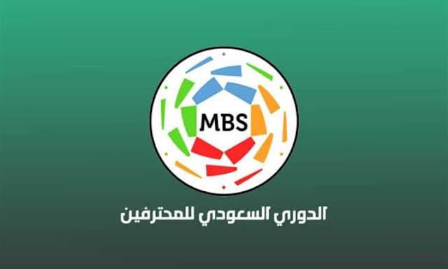 شعار الدوري السعودي للمحترفين موسم 2021
