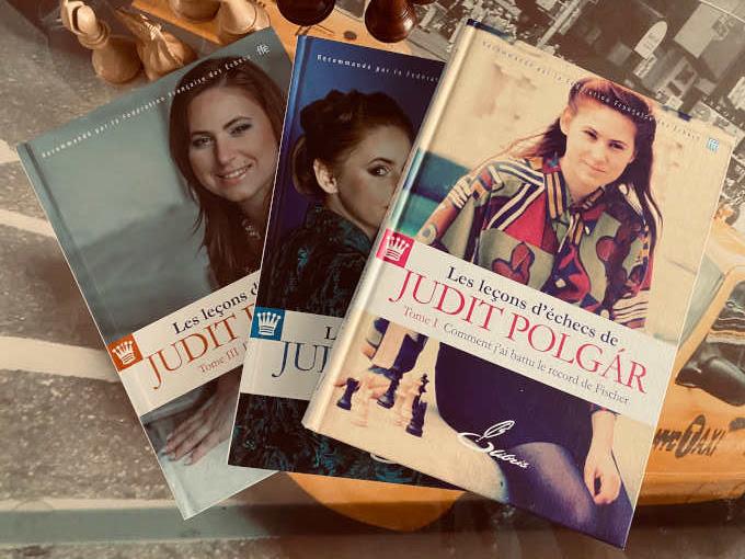 Les cours de Judit Polgar, la meilleure joueuse d'échecs de tous les temps