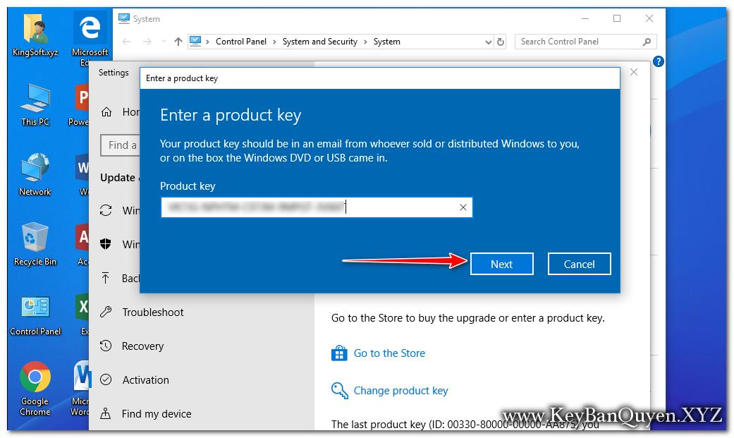 Hướng dẫn nâng cấp Windows 10 Home lên Education