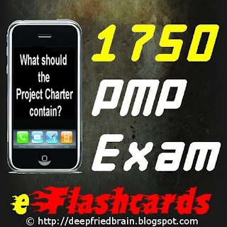 PMP Exam eFlashcards