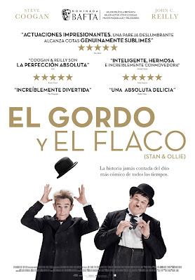 El Gordo y el Flaco (Stan & Ollie) Poster