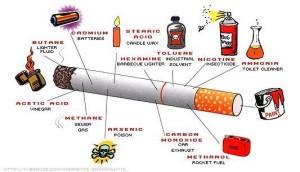 Kandungan Berbahaya di Dalam Rokok