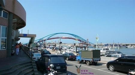 永安漁港|近永安海濱公園綠色走廊|永安漁港姊妹活海鮮|桃園新屋親子一日遊