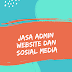 Jasa Admin Website Dan Sosial Media Bandung