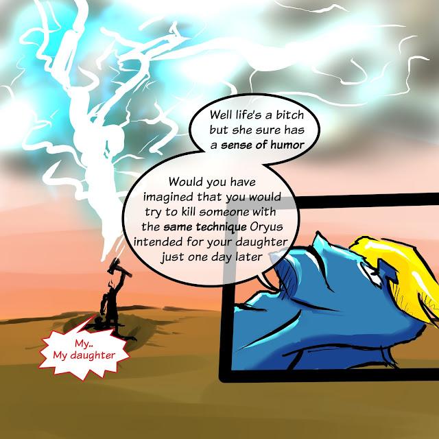 CHAPTER4: LIGHTNING GOD PG15