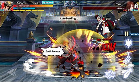 Heroes of earth Apk+Data Free on Android Game Download