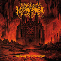 "Necrophobic - ""Mark of the Necrogram"""