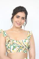 Rashi Khanna Latest Stills from Pratiroju Pandage Interview