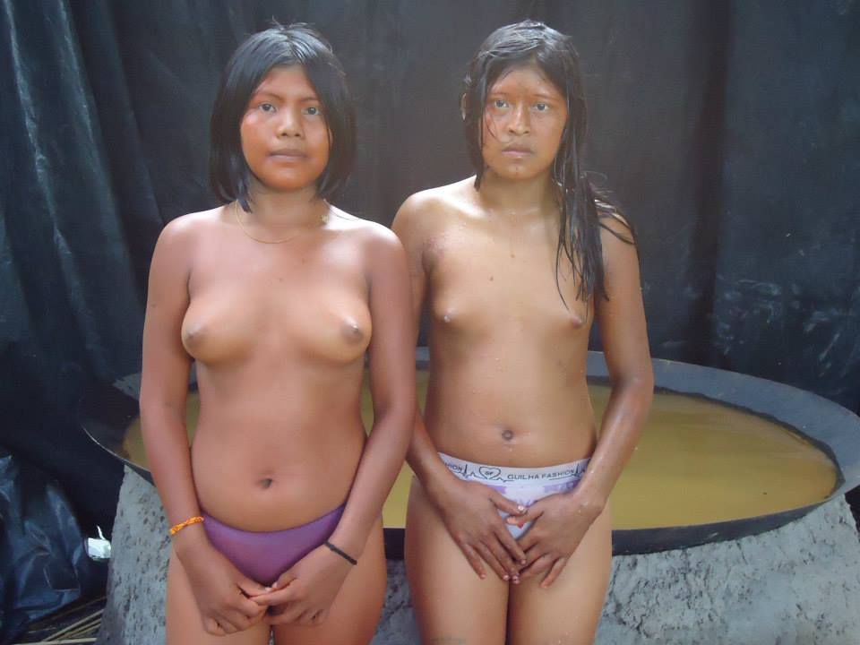 Porno chapin indígenas