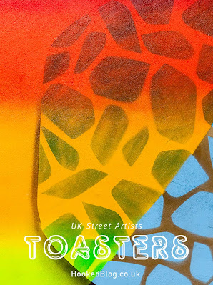 Street Art Collective Toasters - Pinterest 01