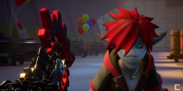 Kingdom Hearts 3: Muestra mundo Monstruos S.A., nuevo diseño Riku y más