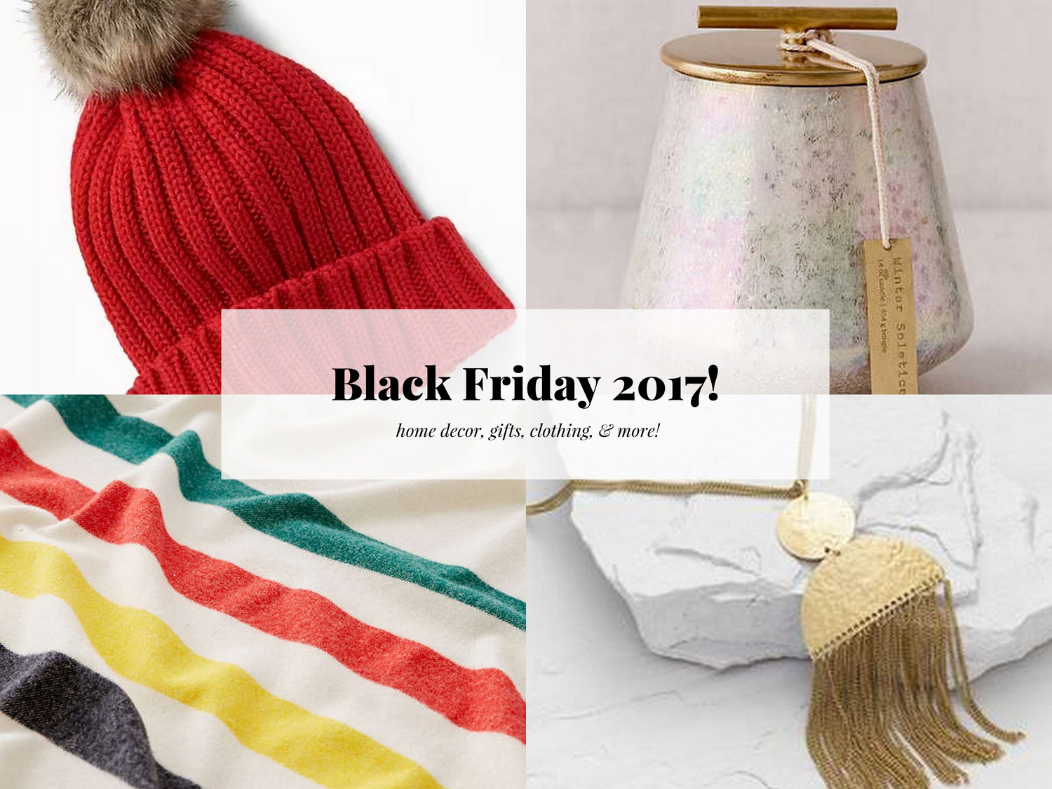 Top Black Friday 2017 Sales For Early Bird Christmas