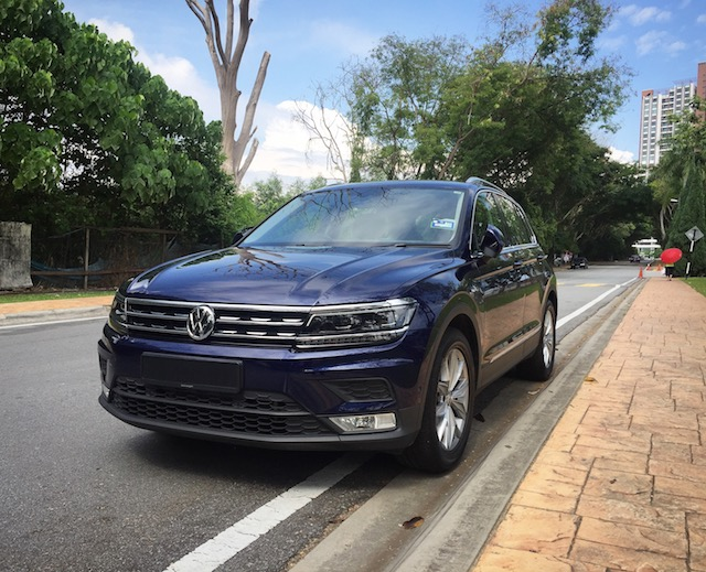 Road trip! It's All FUN With The All-New Volkswagen Tiguan