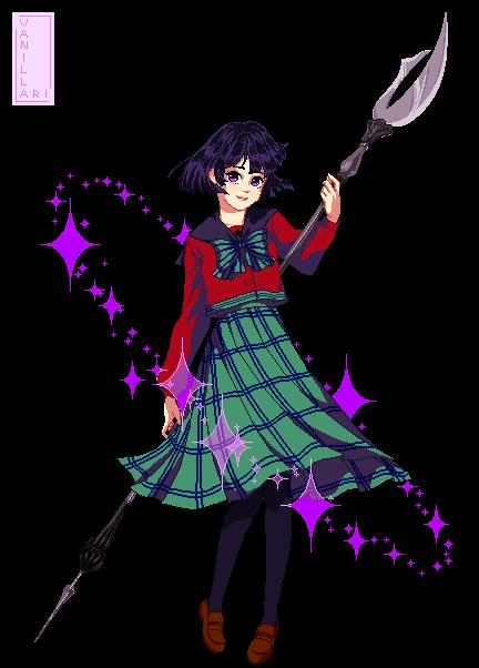 Tomoe Hotaru (Bishoujo Senshi Sailor Moon)
