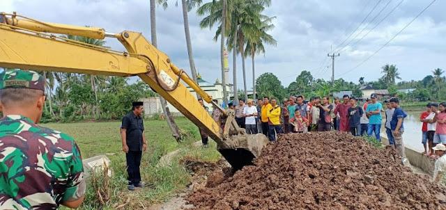 Bupati Kaswadi Minta Perbaikan Jalan Rusak di Bakke Selesai 1x24 Jam