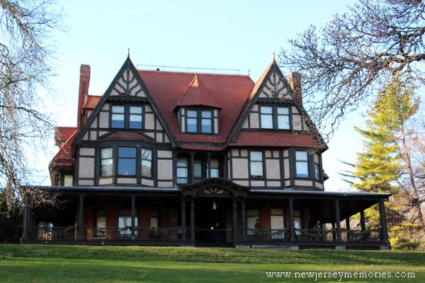 Charles Shultz House,, Montclair, New Jersey