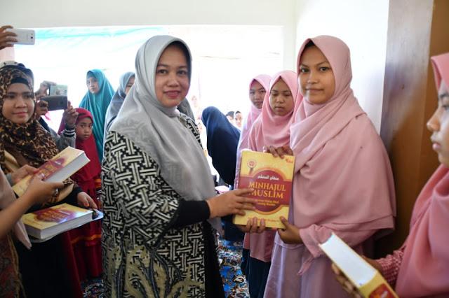 Wabup Sinjai Hadiri Kegiatan Khataman Hifdzil Qur'an