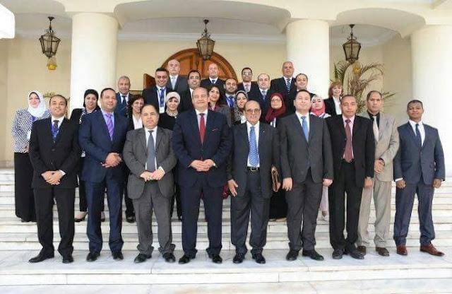 معهد الدراسات الدبلوماسية يختتم 3 دورات تدريبية